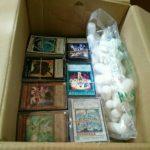 【遊戯王】ヤフオクで落札した8000円の遊戯王引退品を開封!とにかく大量でした。