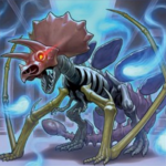 【遊戯王】《幻創のミセラサウルス》を考察!手札誘発と墓地発動【レイジングテンペスト】