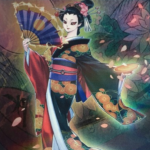 【遊戯王】「ディメンションボックス」新規2枚判明!《妖仙獣の神颪(かみおろし)》《花札衛-月花見》