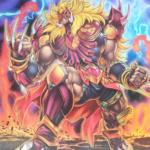 【遊戯王】《No.54反骨の闘士ライオンハート》値上がり!「LL(リリカルルスキニア)」の影響!?
