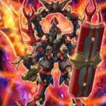 【遊戯王アークファイブ】《DDD烈火大王エグゼクティブ・テムジン》のカード画像・効果は?
