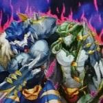 【遊戯王フラゲ】《剛鬼再戦》新規判明!「剛鬼」モンスター2体蘇生魔法!【コードオブザデュエリスト】