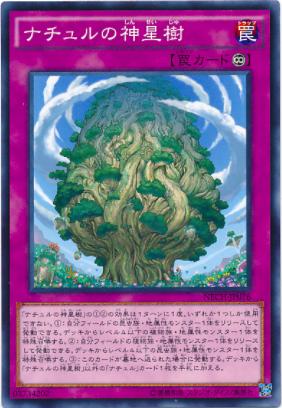 ナチュルの神星樹