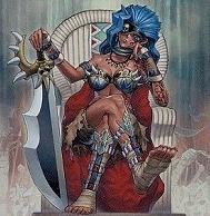 アマゾネス王女