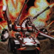 Vermillion Dragon Mech(バーミリオン・ドラゴン・メック)