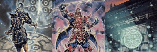 既存「六武衆」関連カード