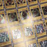 【遊戯王】裁断前の遊戯王カードが美しすぎるとTwitterで話題に!?