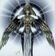 光の創造神ホルアクティ