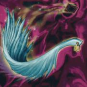 ハーピィの羽根箒