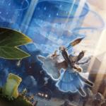 【遊戯王 最新情報】《雨の天気模様》新規判明!魔法・罠を破壊する永続魔法!【デッキビルドパック スピリット・ウォリアーズ収録】