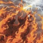【遊戯王】《スリーバーストショット・ドラゴン》《弾帯城壁龍》《天火の牢獄》【エクストリーム・フォース収録】