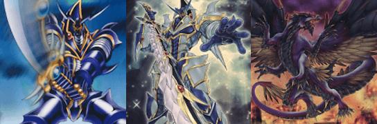 バスターブレイダー(破壊剣)デッキ