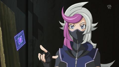 遊戯王VRAINS第13話「激闘の記録」