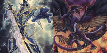 竜破壊の剣士ーバスター・ブレイダー、破戒蛮竜‐バスター・ドラゴン