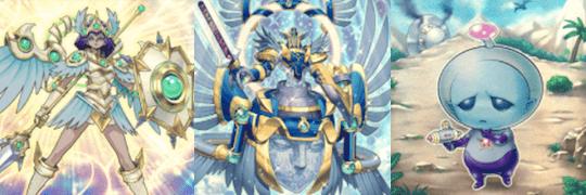 天使族デッキ