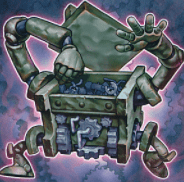 古代の機械(アンティーク・ギア)