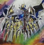 聖痕の機界騎士