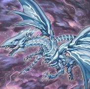 青眼の亜白龍(ブルーアイズ・オルタナティブ・ドラゴン)プレイマット