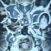 「エクストリーム・フォース」ホログラフィックレア