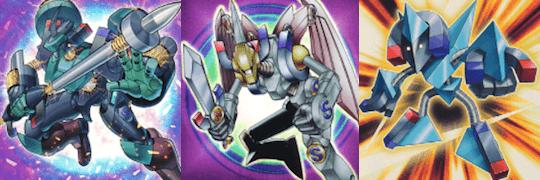 磁石の戦士(マグネット・ウォリアー)デッキ