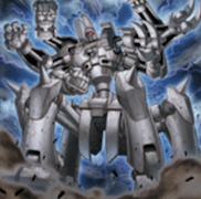 古代の機械超巨人