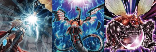 「フレイムズ・オブ・デストラクション」汎用カードが豊富