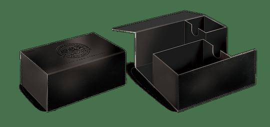 デュエリストカードストレージボックスDX ブラックレザー 画像2