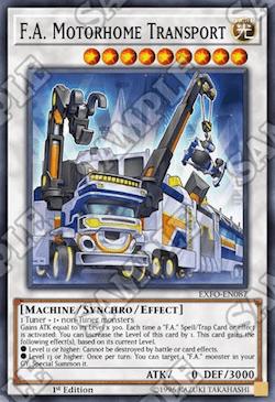 F.A. Motorhome Transport
