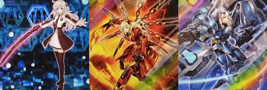 『デッキビルドパック ダーク・セイヴァーズ』新規テーマ「閃刀姫(せんとうき)」