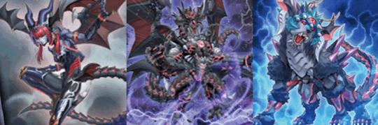 「ストラクチャーデッキR 闇黒の呪縛」新規カード画像・効果