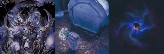 『ストラクチャーデッキR 闇黒の呪縛』再録カードの初動価格