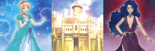 シュトロームベルクの金の城デッキ