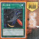 【遊戯王】DP20《黒い旋風》再録判明!