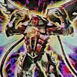 【《超装甲兵器ロボ ブラックアイアンG》効果考察】同名昆虫族3体を墓地にどう揃える?【最強ジャンプ2018年9月号付録】