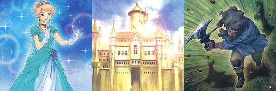 【シュトロームベルクの金の城】デッキとは、特徴