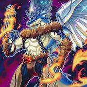 炎獣の影霊衣―セフィラエグザ