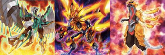 転生炎獣(サラマングレイト)デッキ