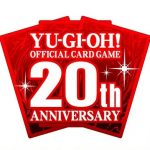 【遊戯王】「OCG20周年記念オフィシャルグッズ」発売決定!遊戯と海馬のカードがクリアファイルに!