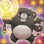 【遊戯王】《クマモール》判明+効果考察!セット魔法・罠破壊耐性悪魔族モンスター