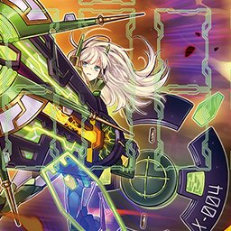 《閃刀姫-ハヤテ》
