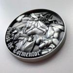 《オベリスクの巨神兵》記念メダル実物写真公開!【20th ANNIVERSARY デュエルセット】