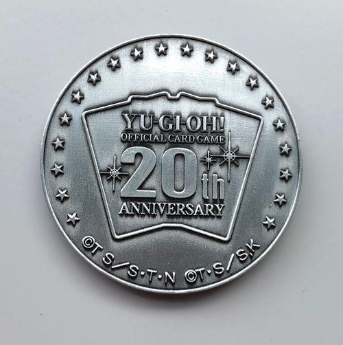 『オベリスクの巨神兵』記念メダル