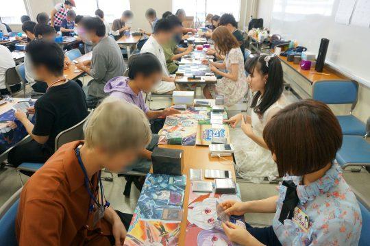 「オウジみんDUELch.×Eことスイッチ」遊戯王合同オフ会