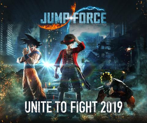 JUMP FORCE(ジャンプ・フォース)