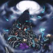 《精気を吸う骨の塔》