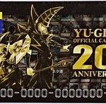 【遊戯王Tカード 発行決定! 】20周年記念デザイン 限定「オリジナルレザーカードホルダー」も発売!