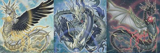 【守護竜】デッキのデッキレシピ