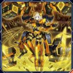【《閃刀姫-カイナ》サベージ・ストライク収録判明!】相手モンスターを攻撃不可,LP回復効果を持つ地属性リンク1!