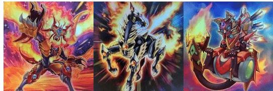 「ストラクチャーデッキ ソウルバーナー」収録カード:買取価格