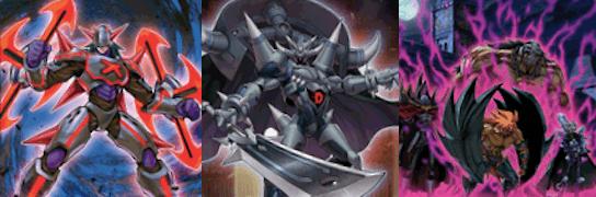 「ダーク・ネオストーム」収録テーマ⑤:D-HERO